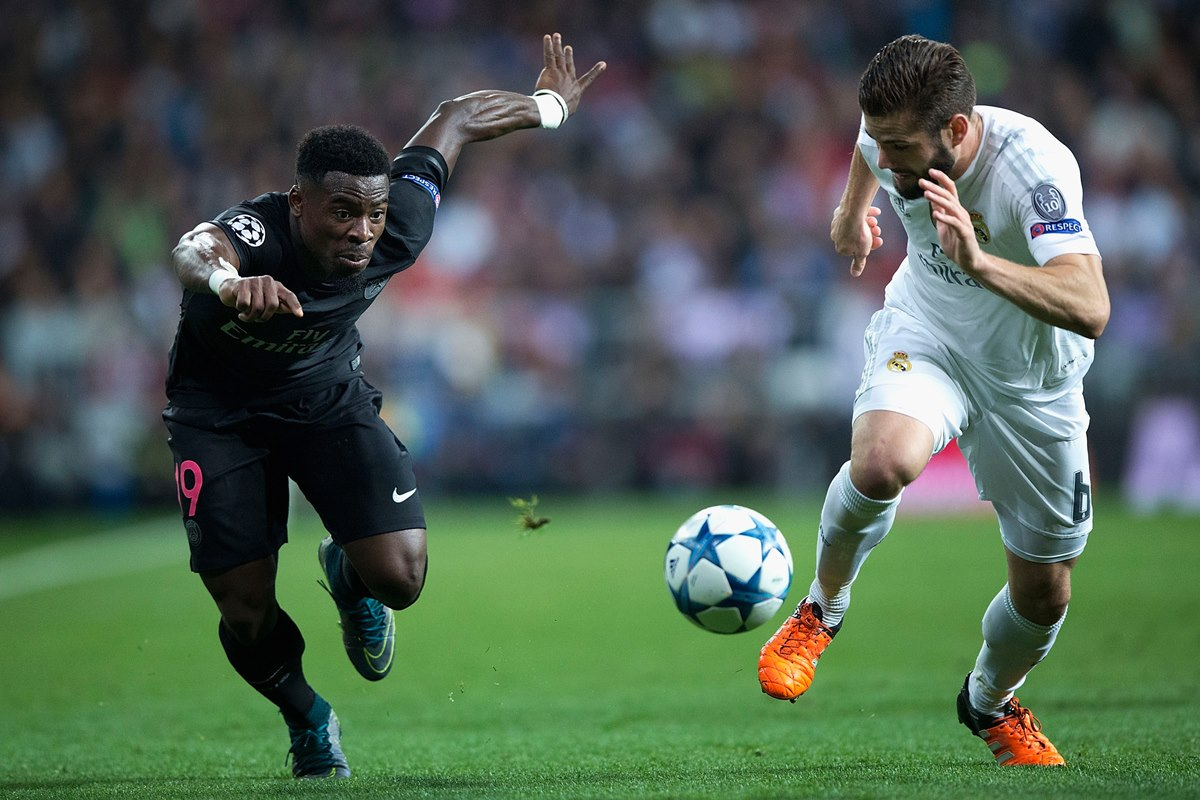 Serge Aurier ataca a Blanc y a Ibrahimovic