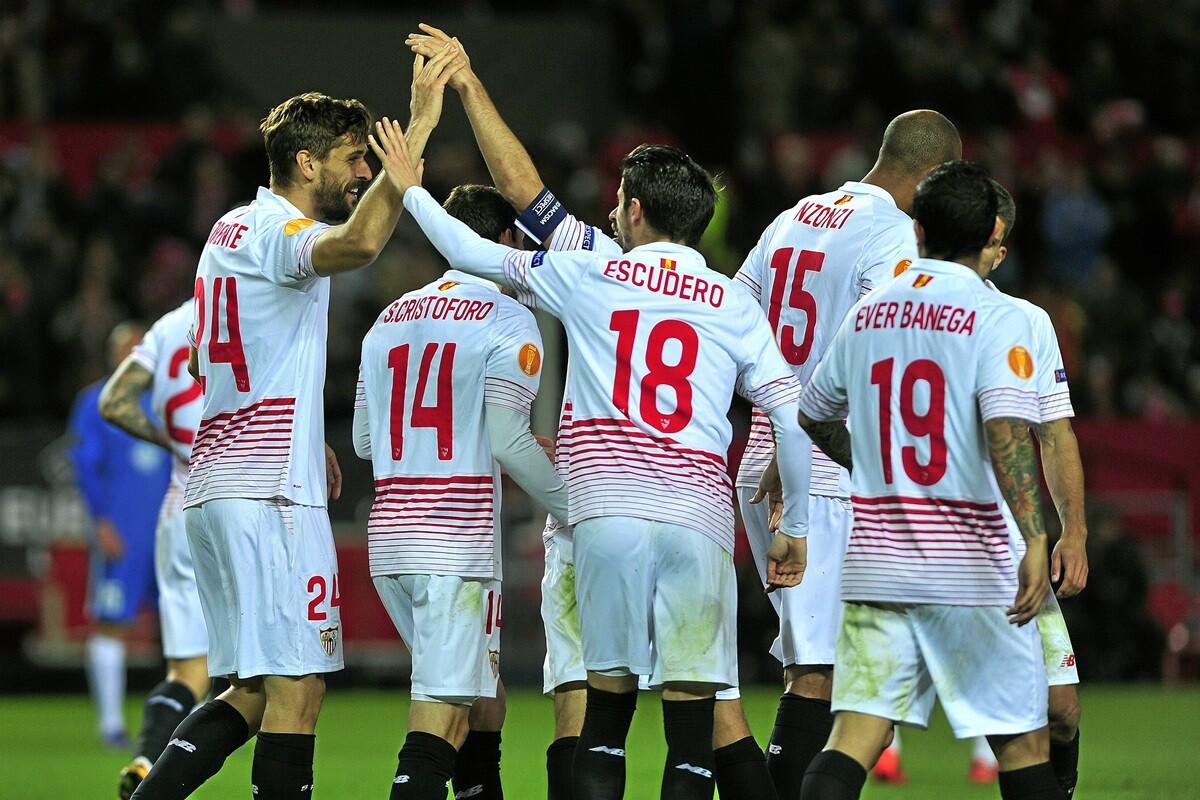 Valencia, Sevilla y Athletic prácticamente sentencian su pase mientras el Villarreal le tocará sufrir en Nápoles.