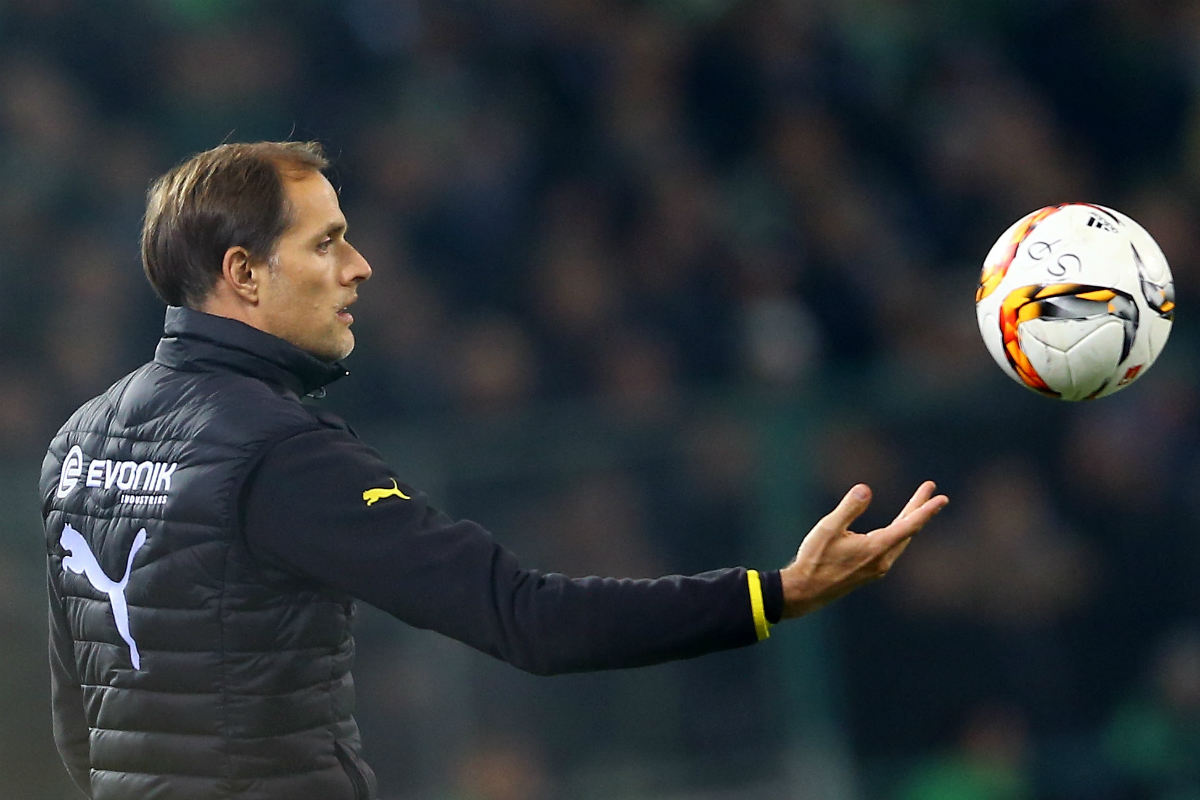 Thomas Tuchel, del Borussia Dortmund