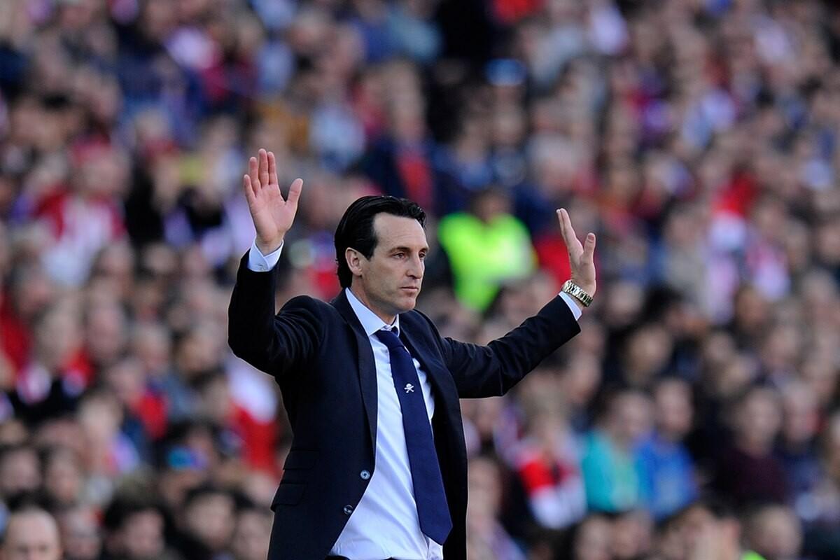 Unay Emery tras el Sevilla Celta de Copa