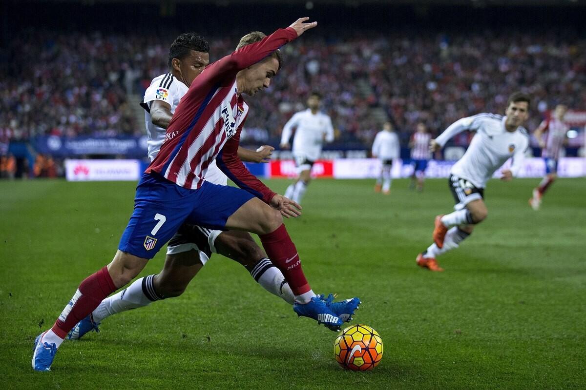 Valencia Atletico de Madrid