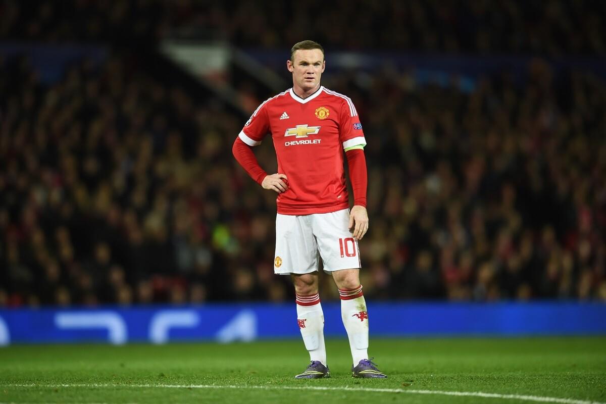 Wayne Rooney podría fichar por el Shanghai SIPG de China