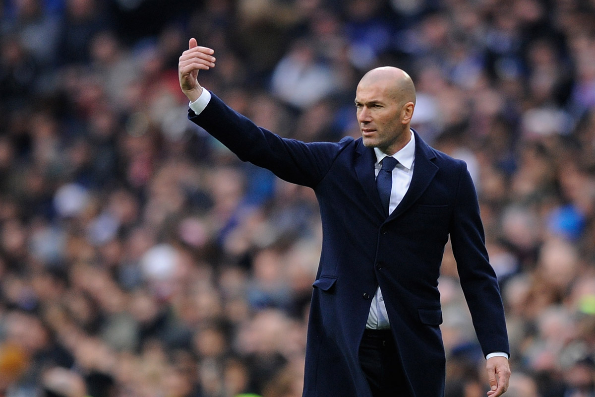 Zidane GQ