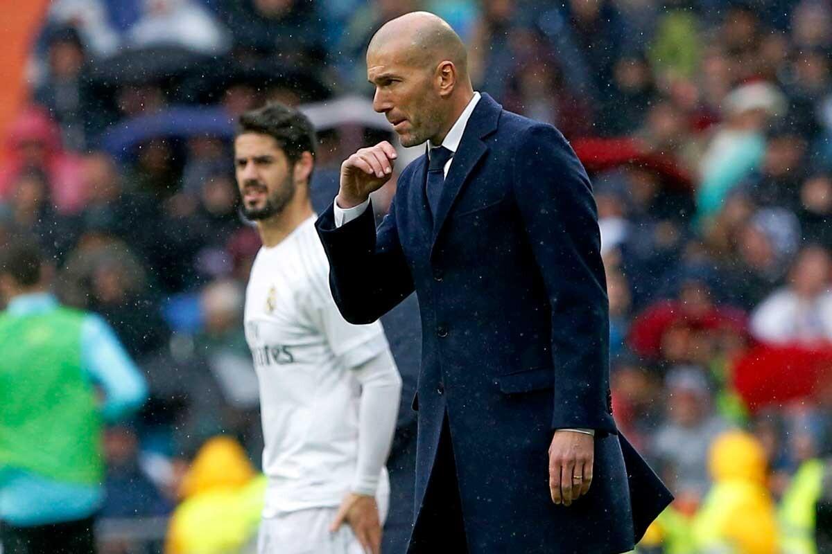Zinedine Zidane espera goles de Isco