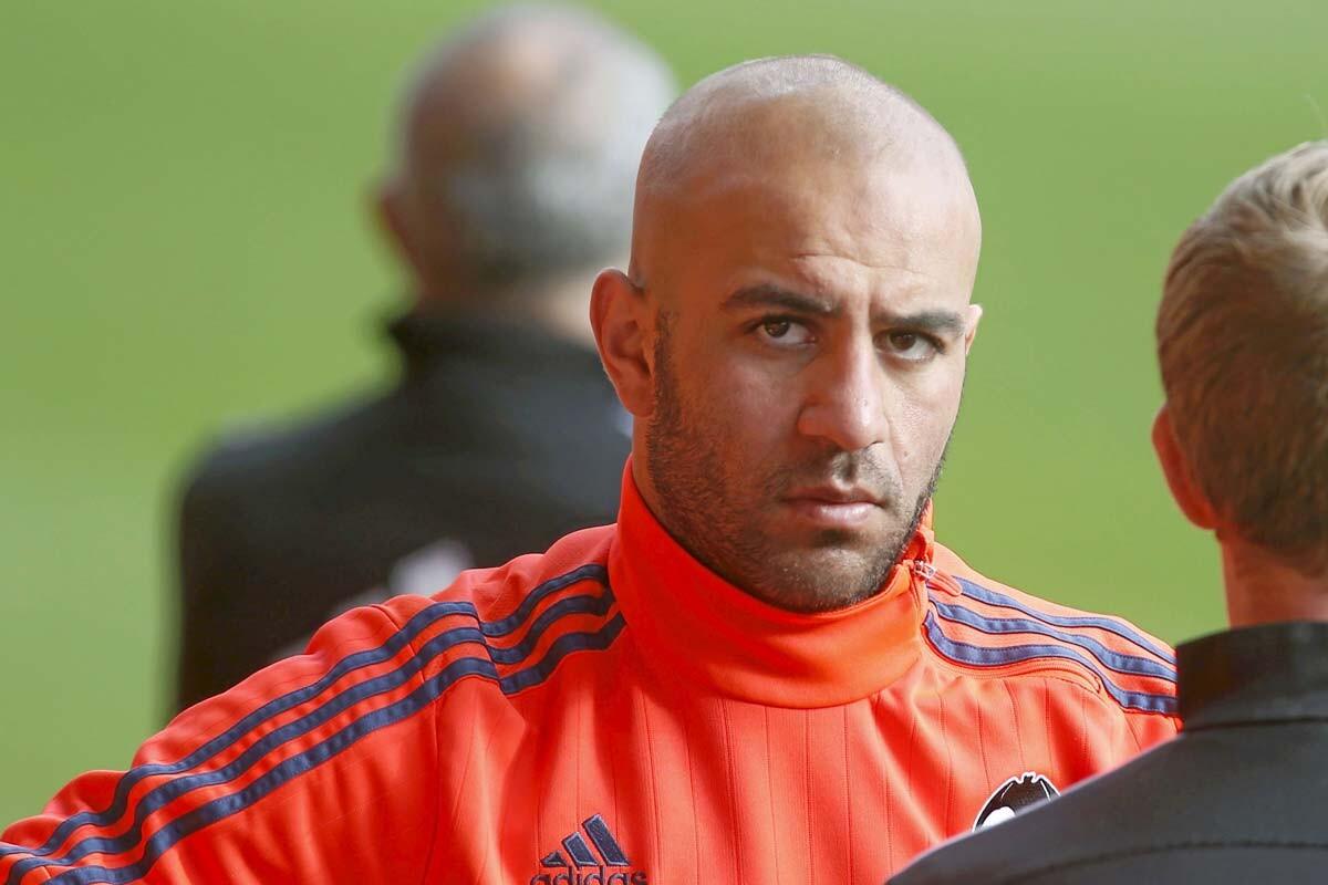 Abdennour es jugador del Valencia