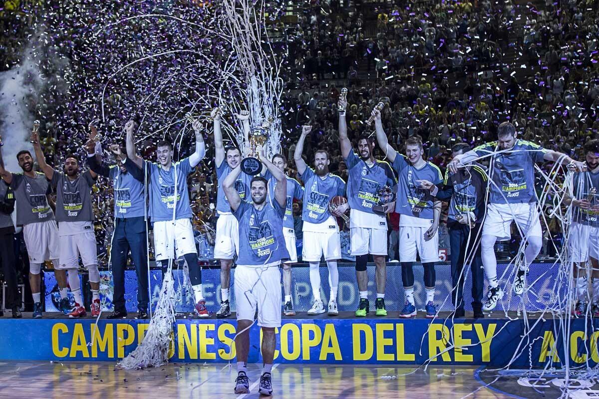 El Real Madrid sumó su 26 título de la Copa del Rey