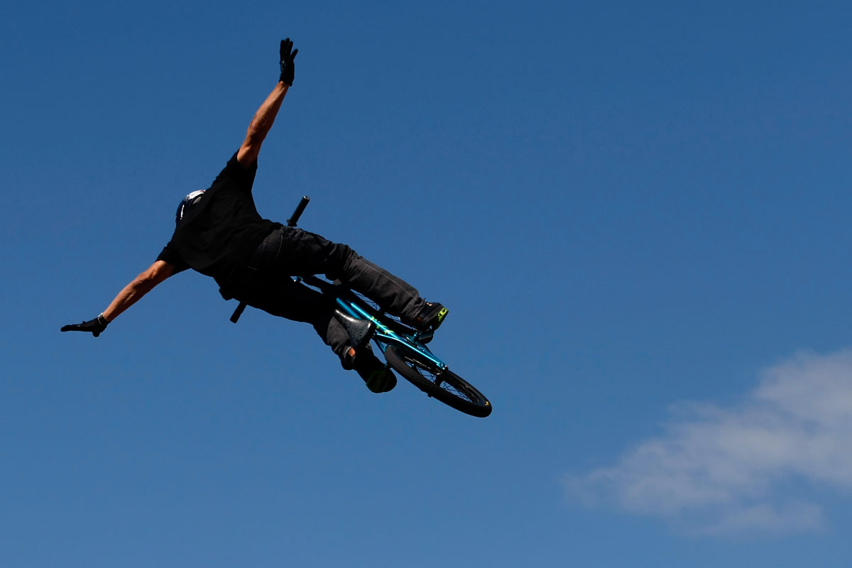 Se suicida Dave Mirra, leyenda del BMX y de los X-Games