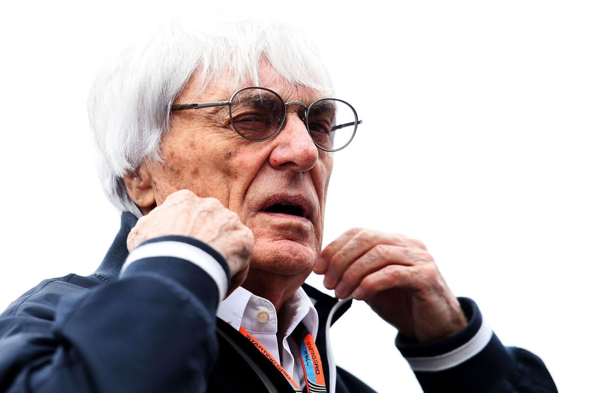 Ecclestone y su firme intención de seguir siendo el jefe de la Fórmula 1