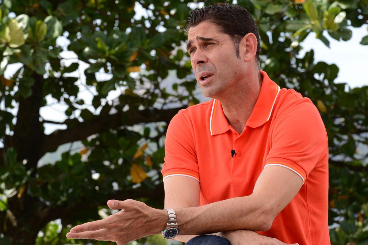 Hierro medita una oferta para ser asesor de la Selección de Israel
