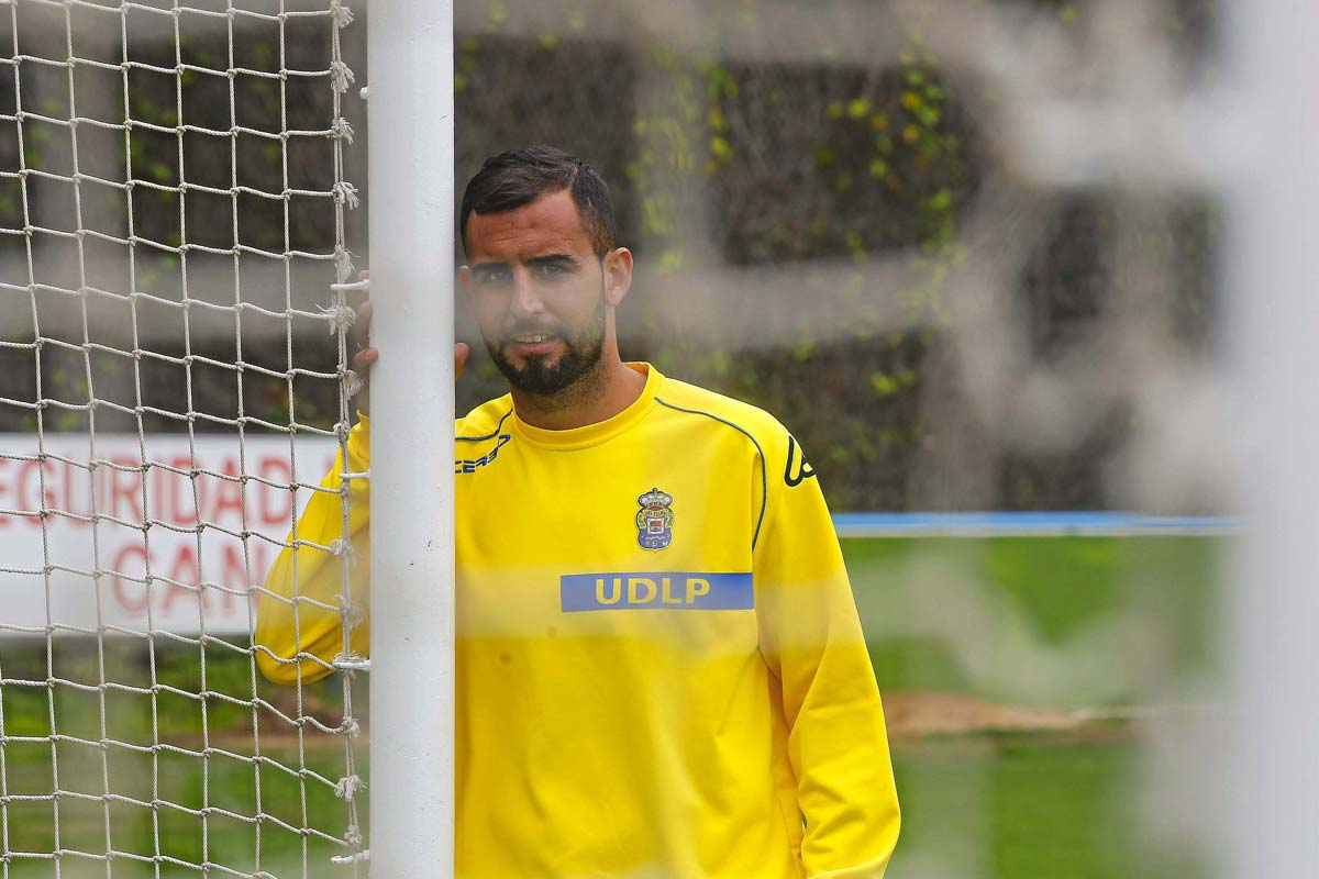 Nauzet es jugador de Las Palmas