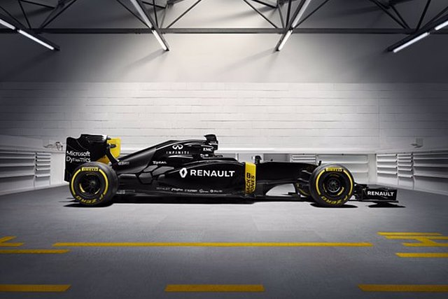 renault f1 rs26