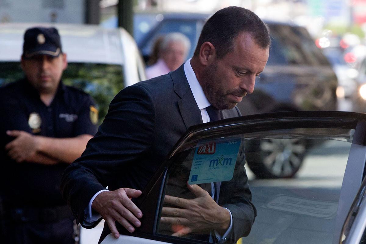 Mediapro se querella contra Rosell por espionaje industrial