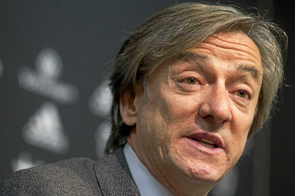 Suso García Pitarch es el director deportivo del Valencia