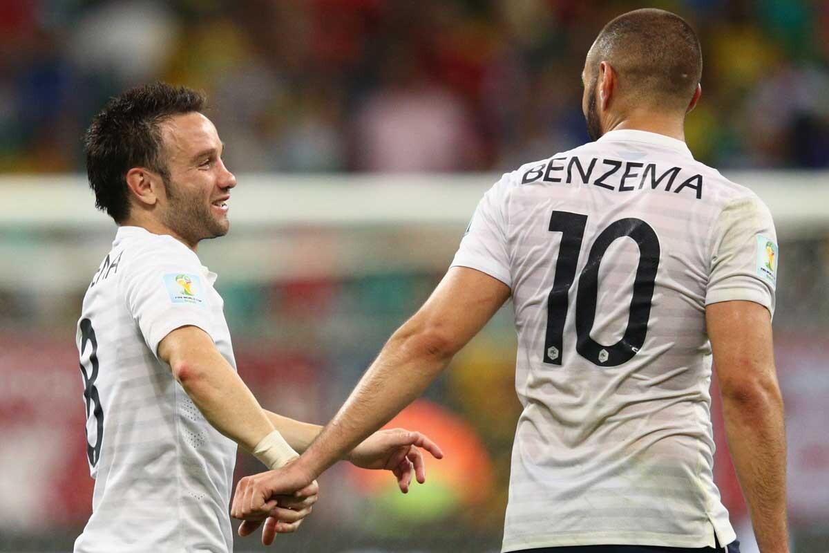 El Supremo acepta el recurso de Benzema por el 'Caso Valbuena'