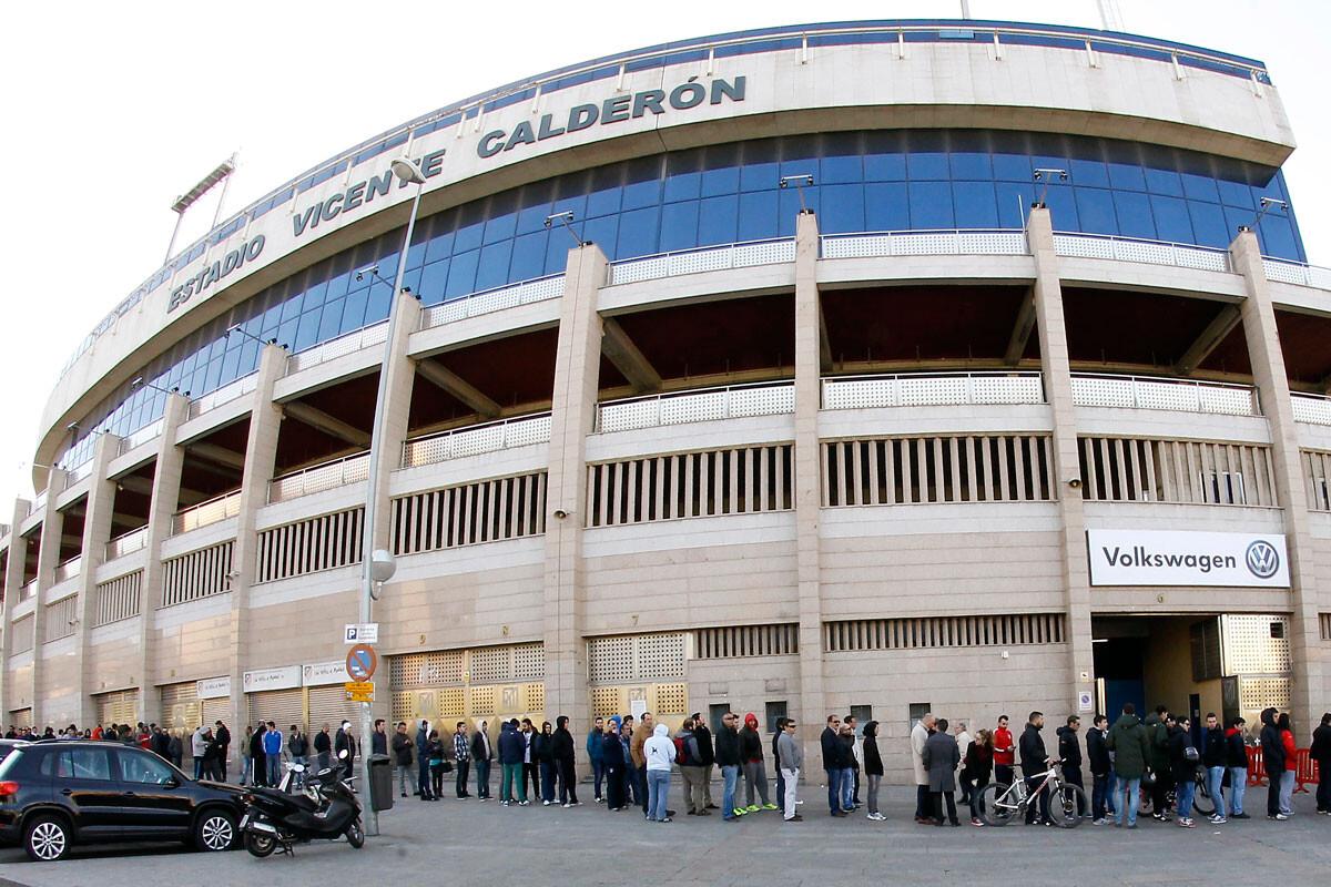 El Calderón albergará el Atlético-Barcelona femenino
