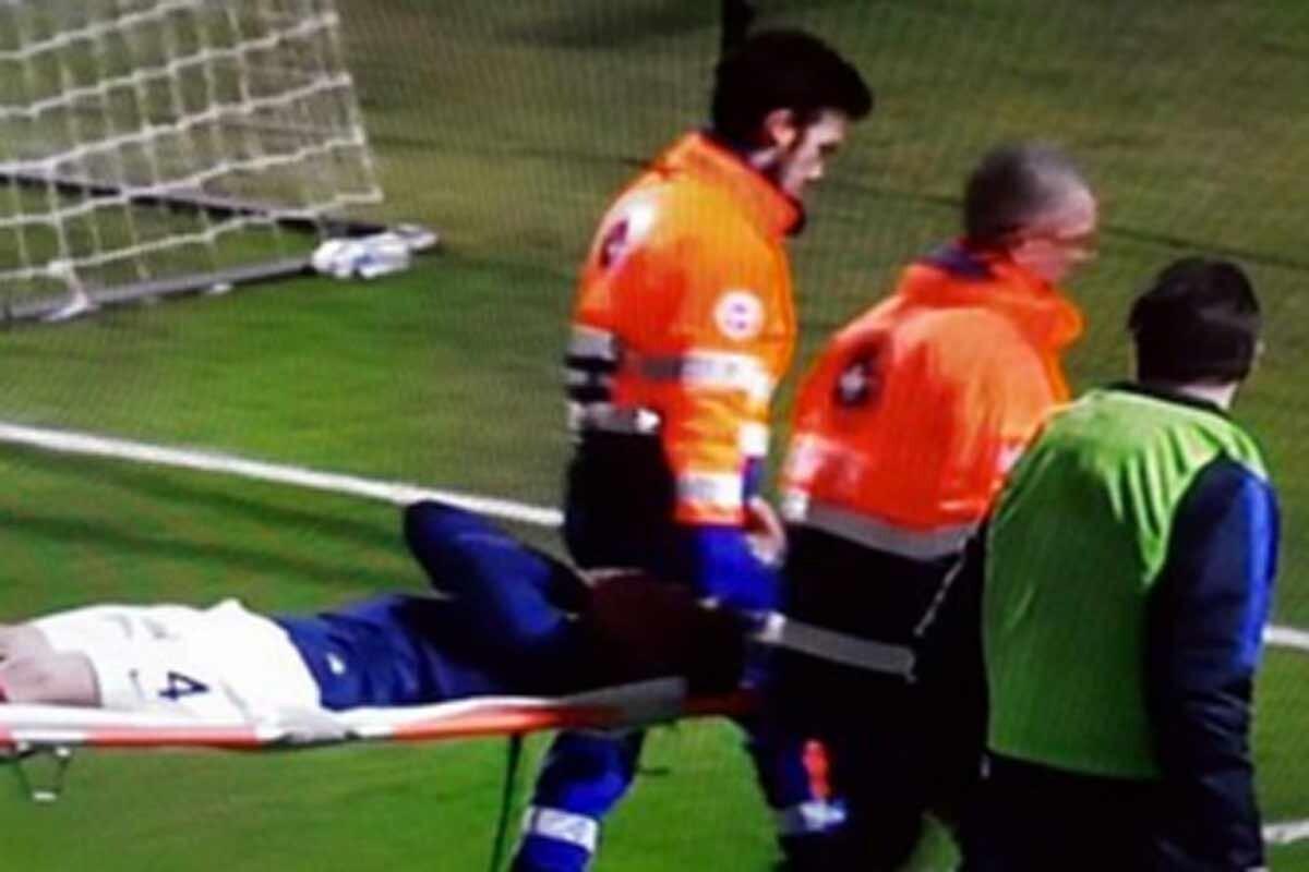 Aymeric Laporte puede haberse lesionado de gravedad