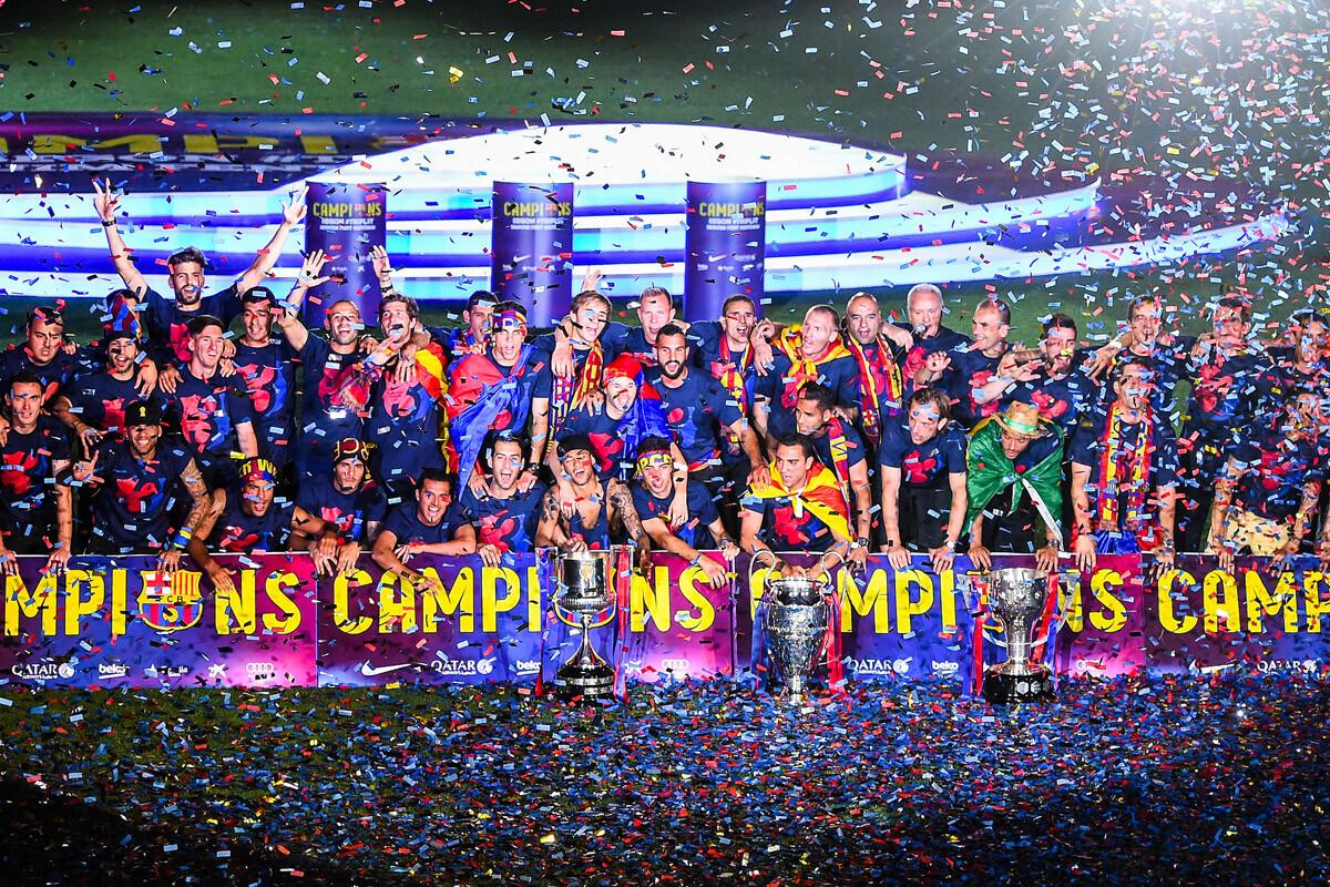 El 39 mandam s 39 del f tbol mundial es el barcelona - Agenda cultura barcelona ...