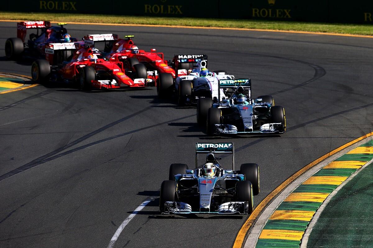 Clasificacion por eliminacion en la F1 aprobada por la FIA