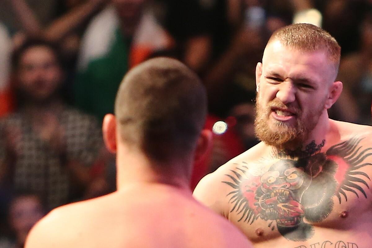 Conor Mcgregor insulta a sus rivales