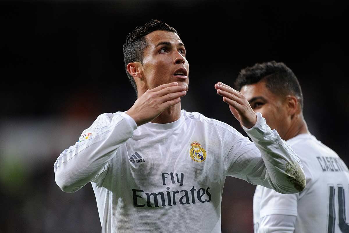 Cristiano Ronaldo habla de la vuelta ante el Wolfsburgo