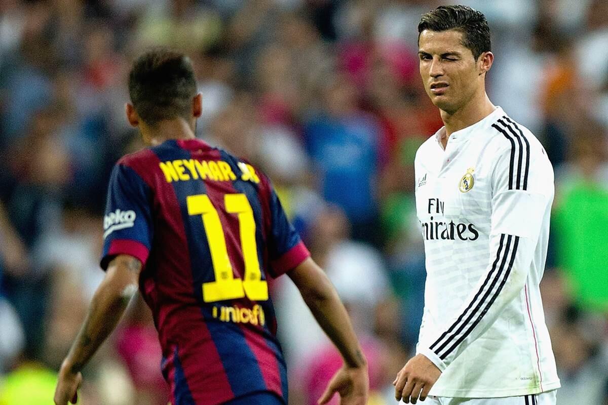 Cristiano Ronaldo y Neymar, objetivos del PSG