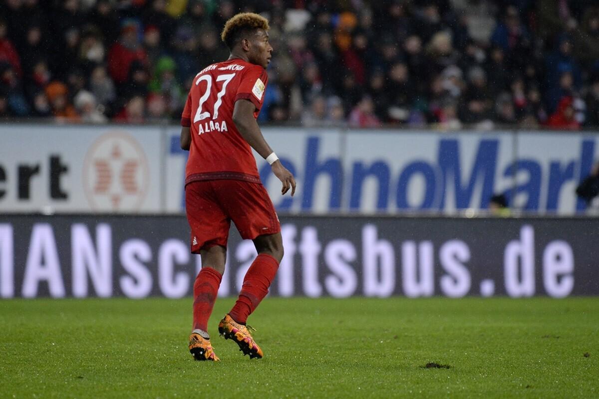 David Alaba renueva con el Bayern de Múnich de 2021