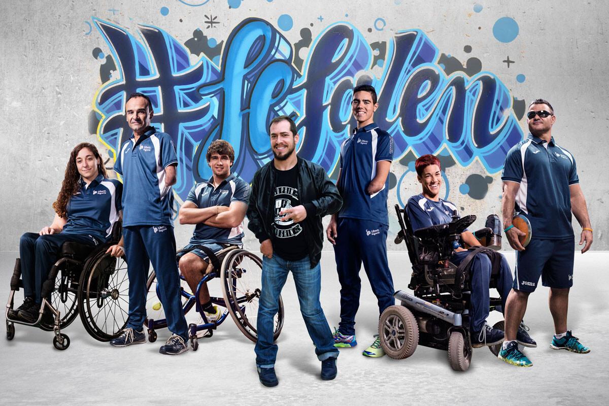 El Langui y los Paralímpicos #sesalen