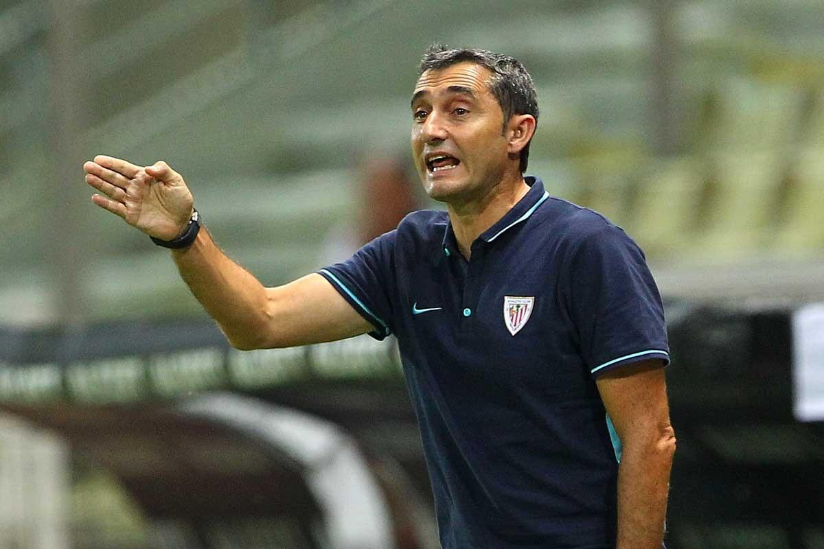 Ernesto Valverde renovó con el Athletic después de ser vinculado con el Real Madrid
