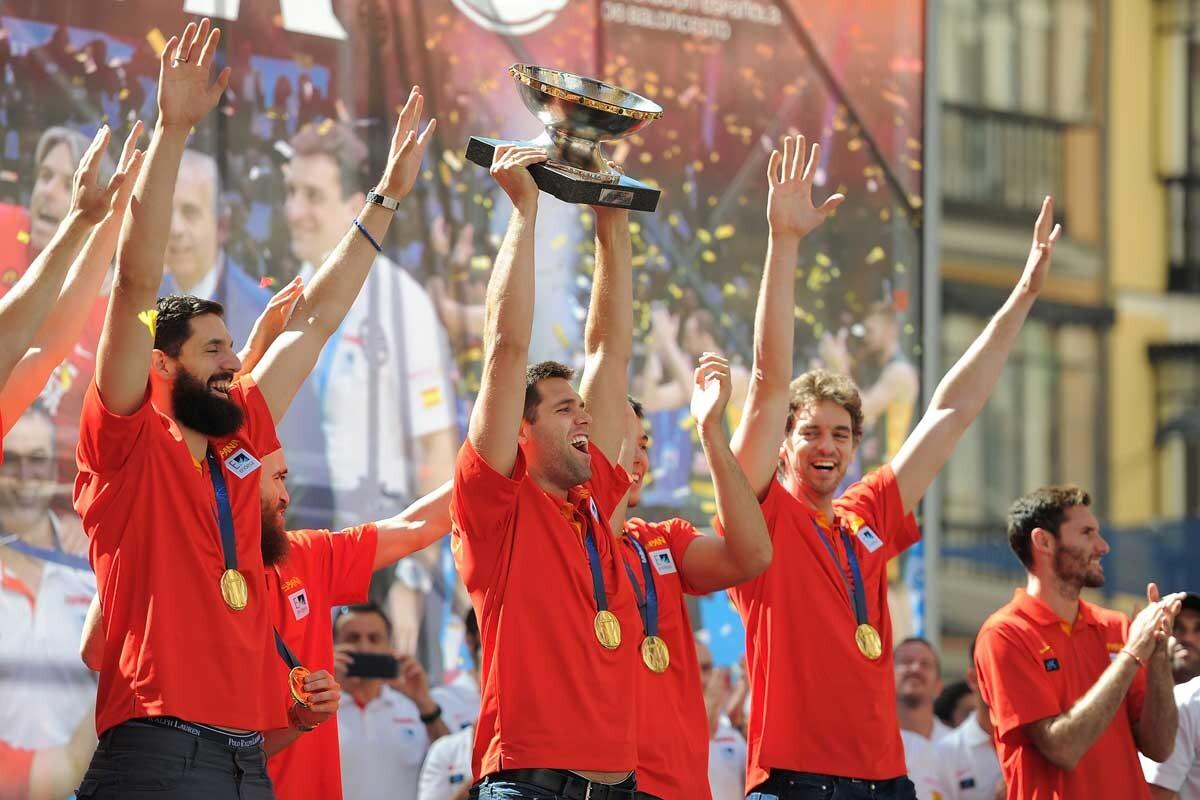 España ya conoce a sus rivales en la fase de grupos de los Juegos OIímpicos de Río 2016