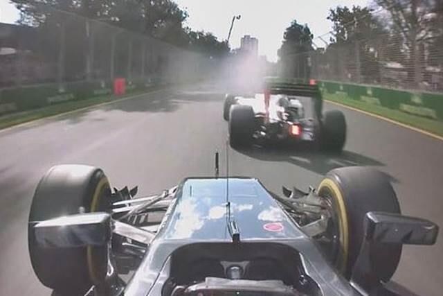 Acciddente de Fernando Alonso con Esteban Gutiérrez pudo venir tras un fallo de potencia del Haas