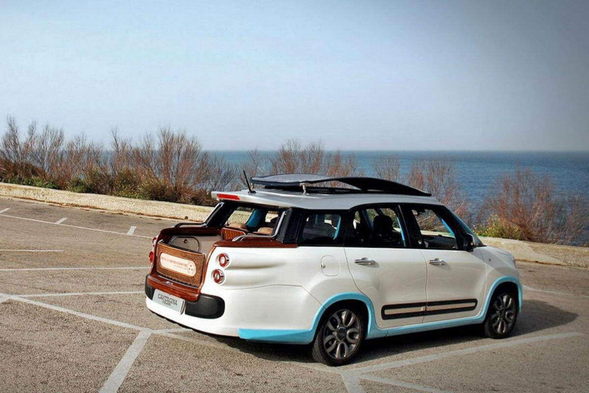 Fiat 500L Tiberio Taxi