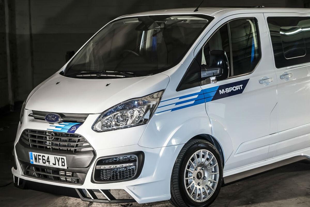 Ford Transit WRC Limited Edition