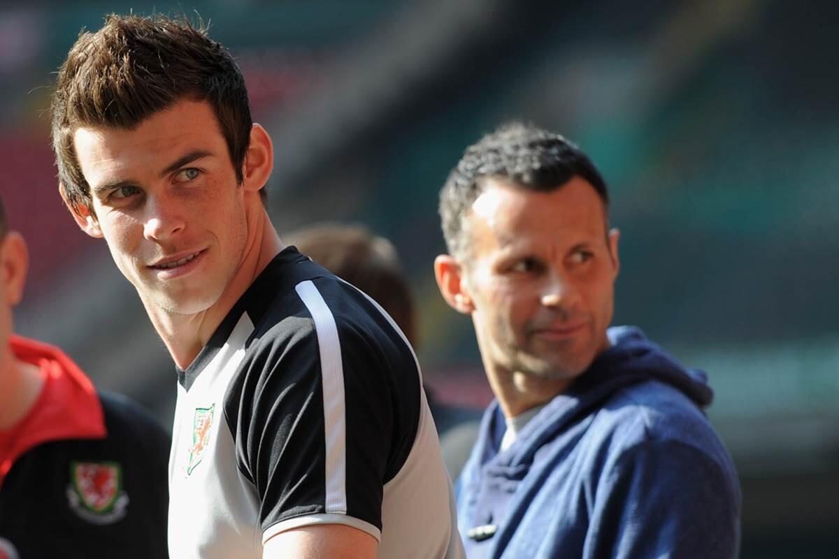 Giggs dice que Gareth Bale puede marcar como Cristiano Ronaldo