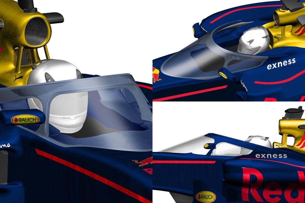 Halo de Red Bull