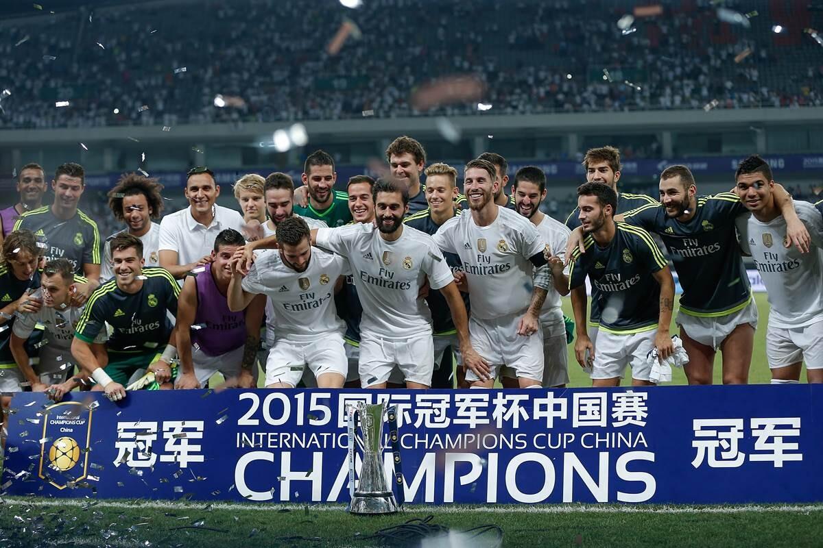 Horarios y partidos de la International Champions Cup