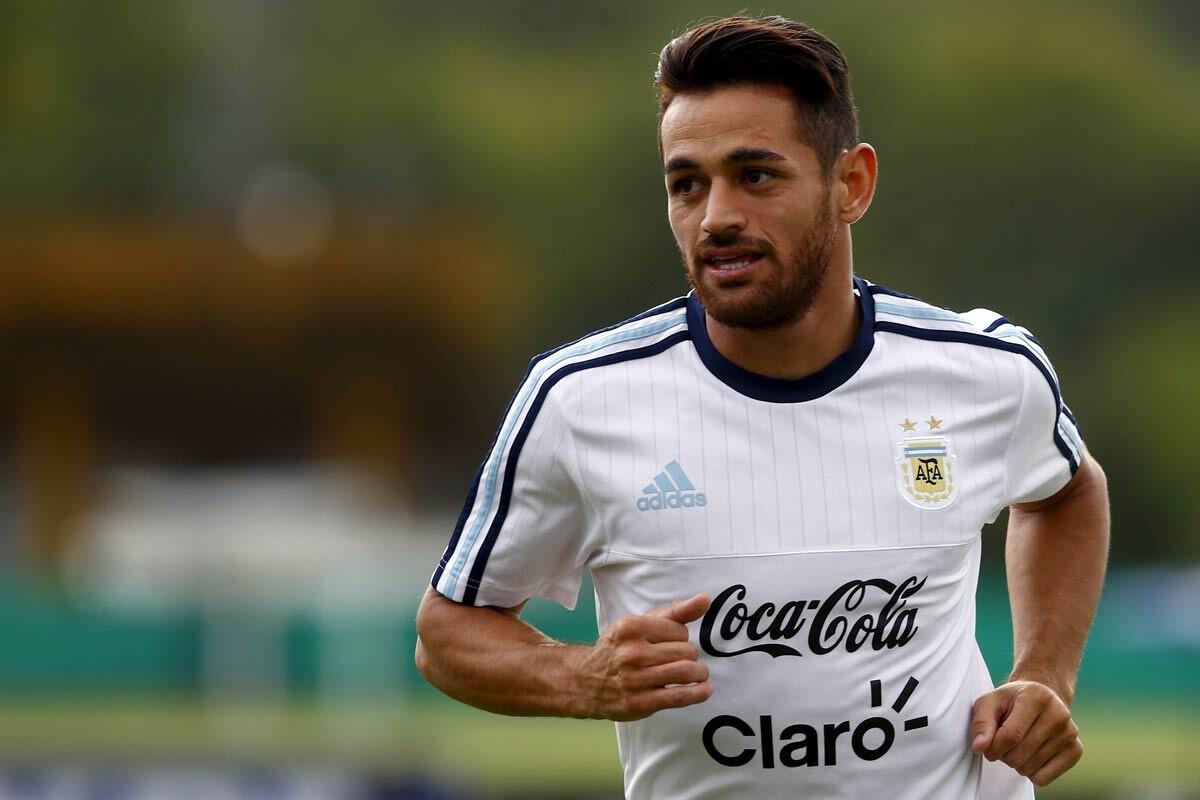 Lautaro Acosta, convocado con Argentina
