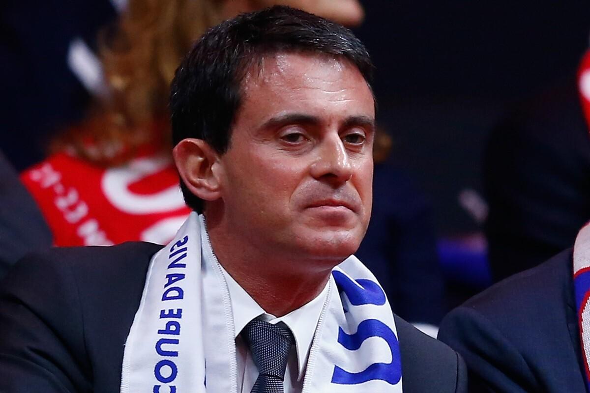 Manuel Valls no quiere que Benzema juegue la Eurocopa de Francia