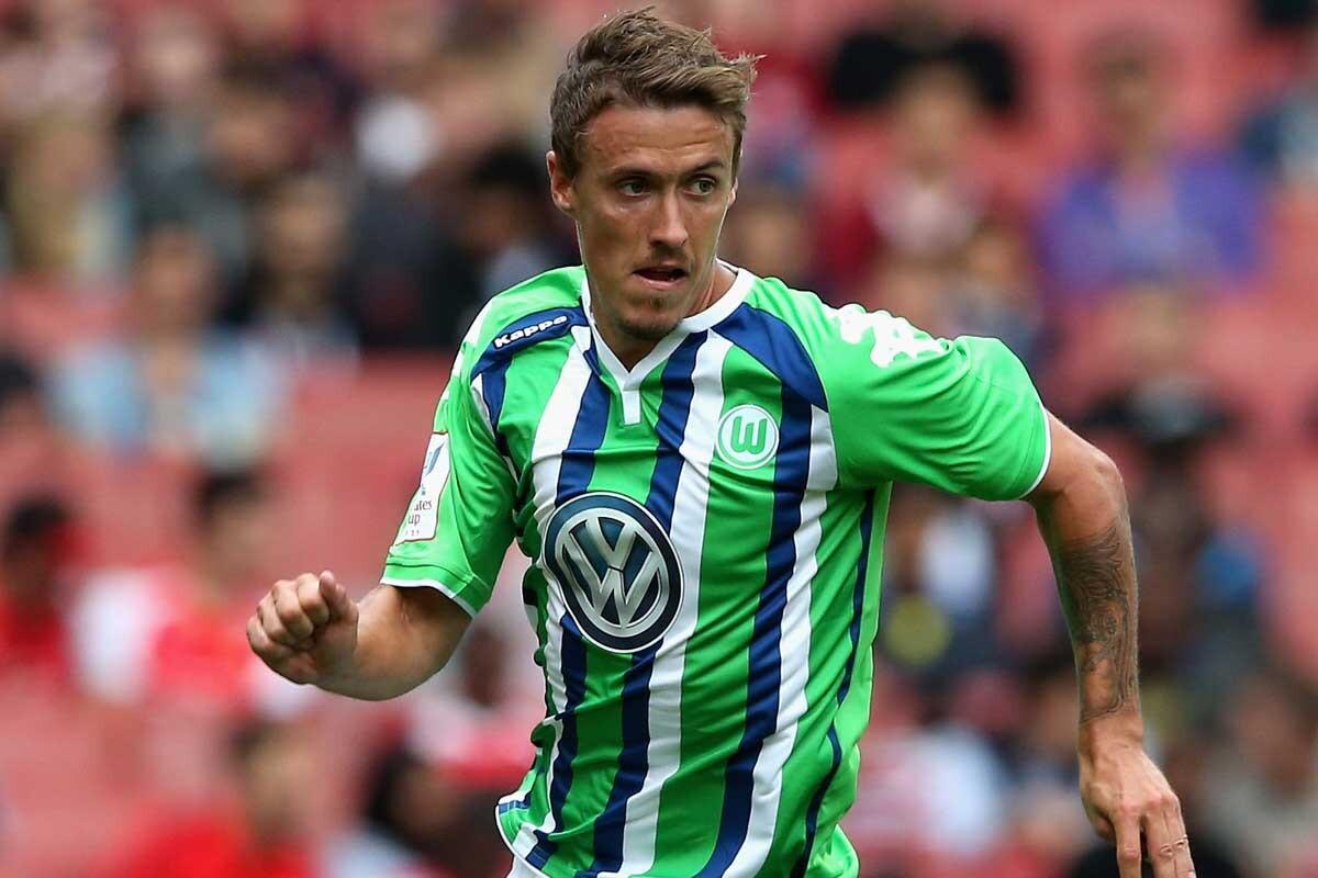 El Wolfsburgo ha multado a Max Kruse dos veces en dos semanas