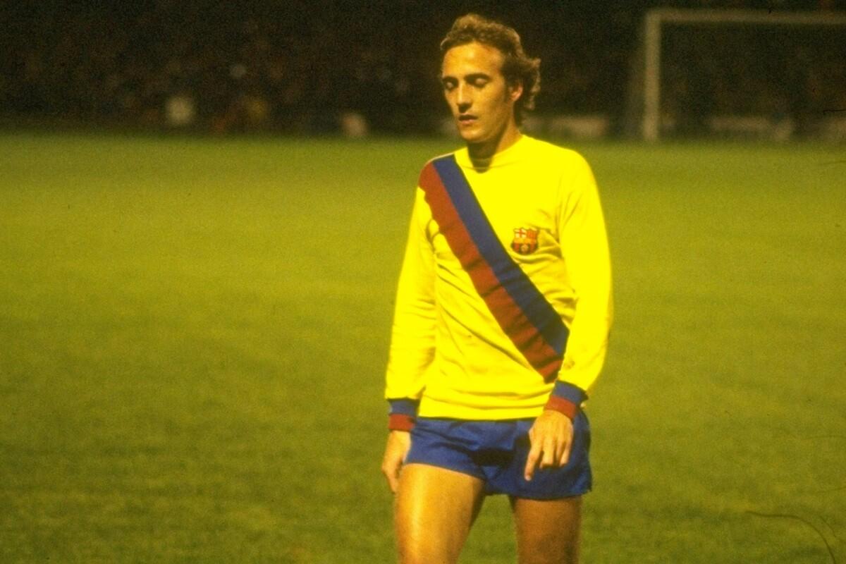 Nuñez, del Barcelona, vendió a Neeskens por el papel higiénico