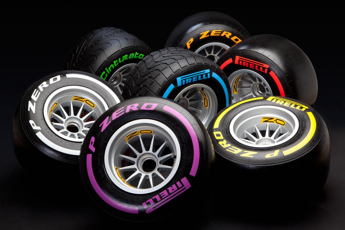 Pirelli F1 2016