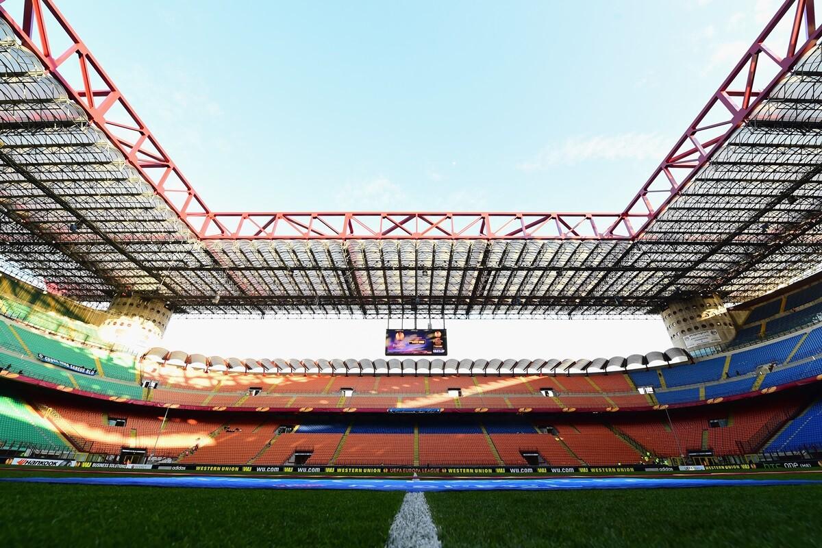 San Siro y las entradas para la Final de la Champions