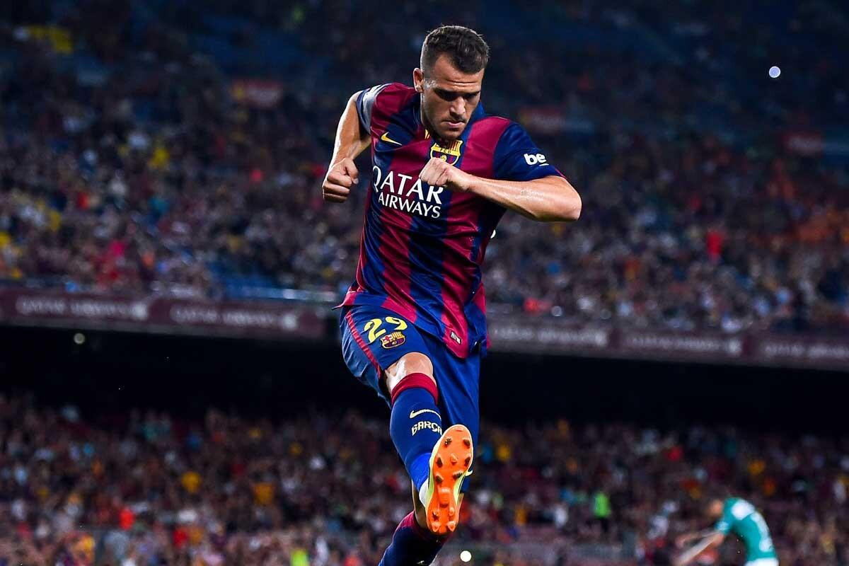 Sandro Ramírez sufre una lesión en el recto anterior de la pierna izquierda