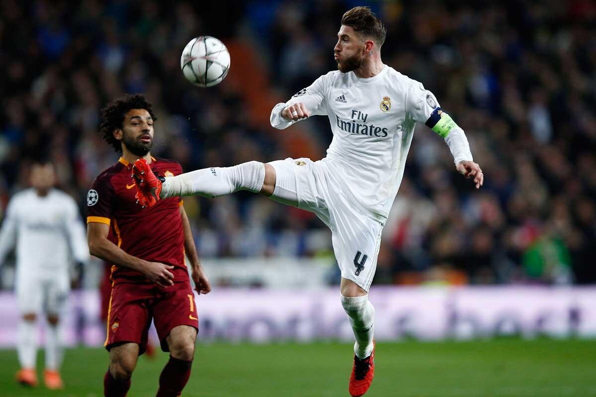 Sergio Ramos entiende que la afición del Real Madrid pite a los jugadores
