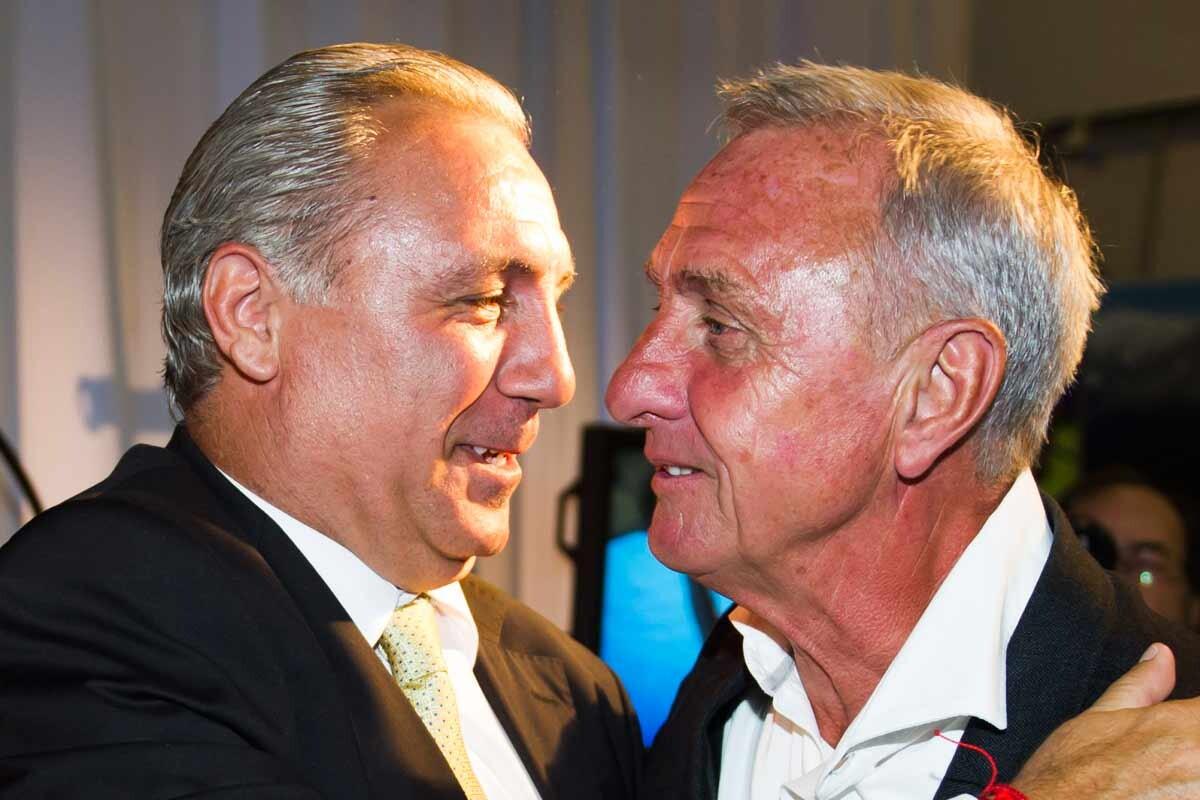 "Hristo Stoichkov: ""Johan Cruyff quedará para siempre en mi memoria"""