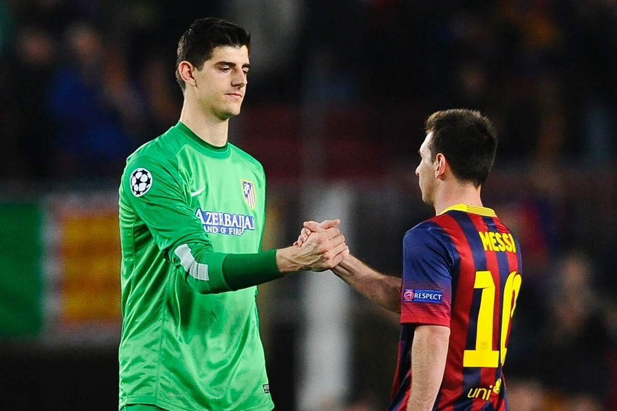 Thibaut Courtois, elegido por el FC Barcelona si se va Ter Stegen