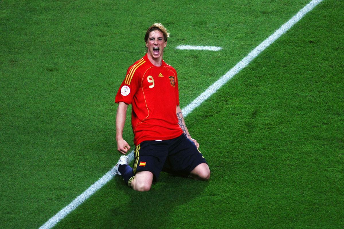 Selección española en la Eurocopa