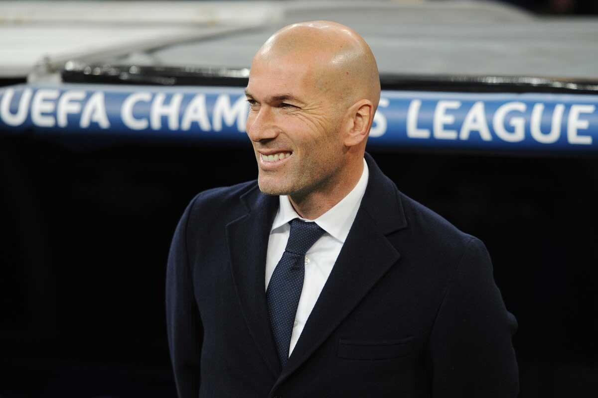 Plenos poderes para Zinedine Zidane en el apartado deportivo del Real Madrid