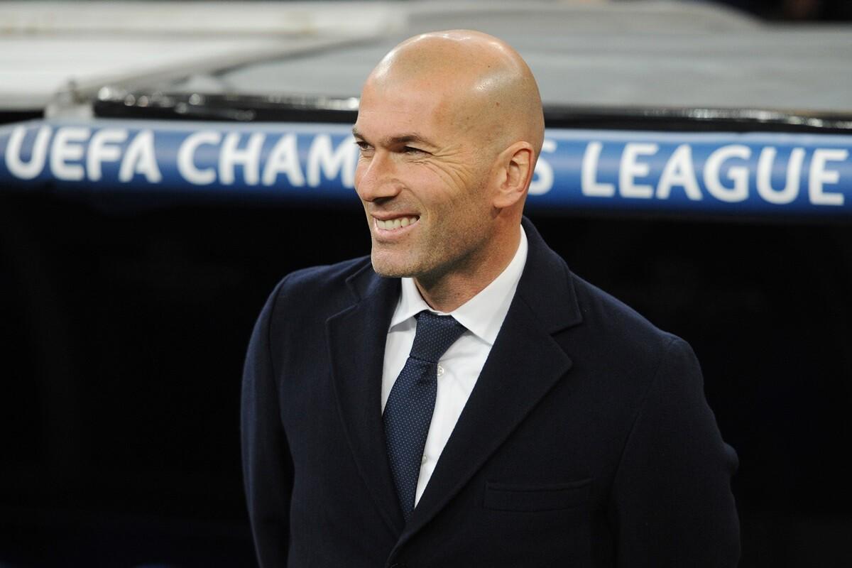 Zinedine Zidane defiende a Nadal