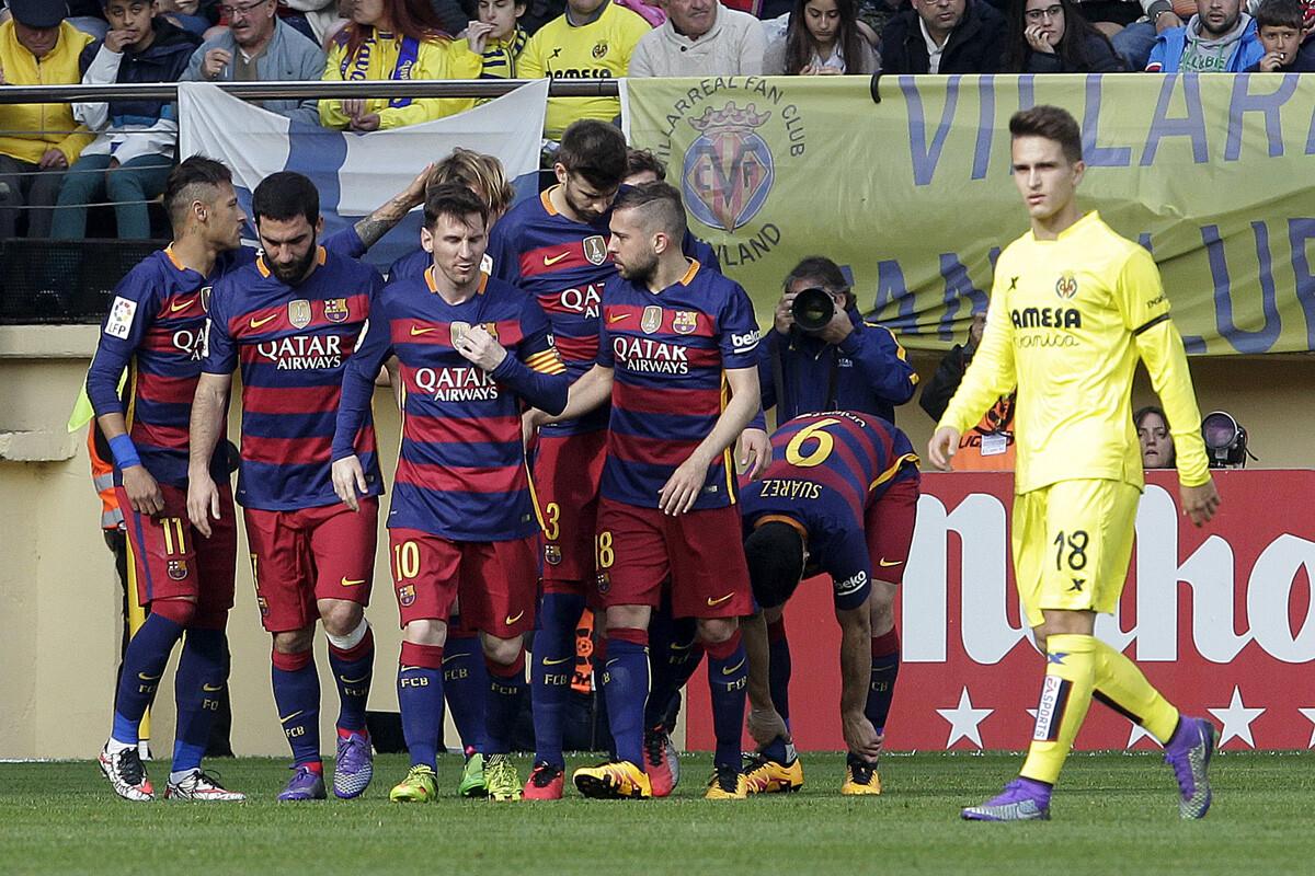 Pinchazo del Atlético que no aprovecha el Barça para sentenciar la Liga.