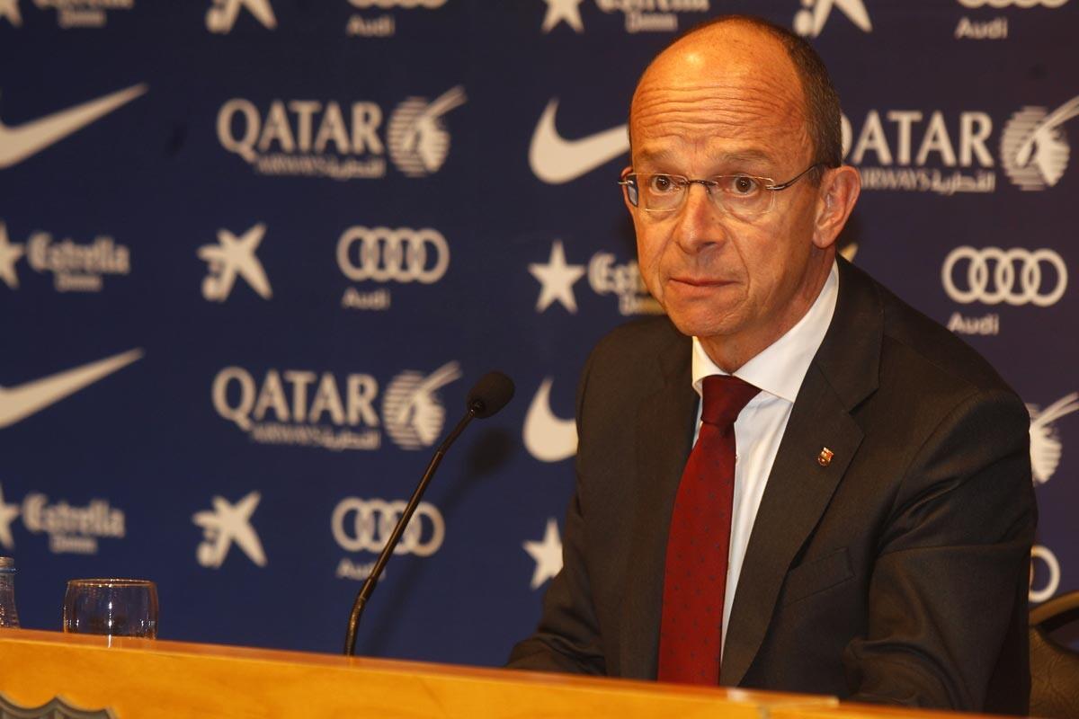 Jordi Cardoner es vicepresidente del FC Barcelona